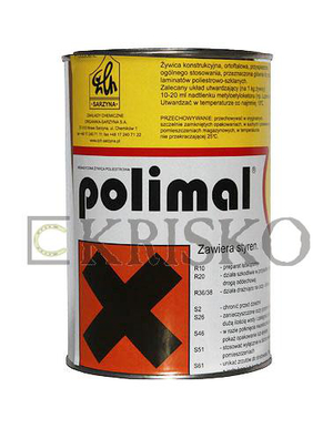 Polimal VE-2MM (a-1kg)